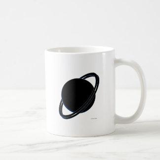 Black Planet Coffee Mug