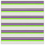 [ Thumbnail: Black, Plum, Indigo, Green, and White Colored Fabric ]