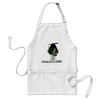 Black Pointer Grad 09 Adult Apron