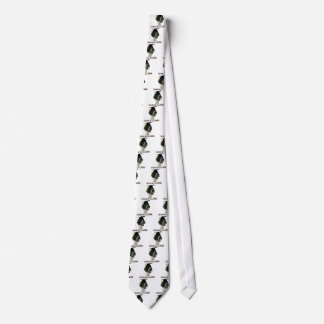 Black Pointer Grad 09 Neck Tie