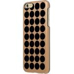Black Polka Dots on White Incipio Feather® Shine iPhone 6 Plus Case