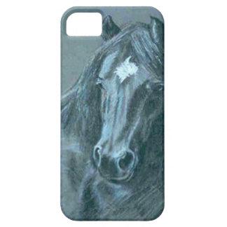 Black Pony iPhone 5 Case