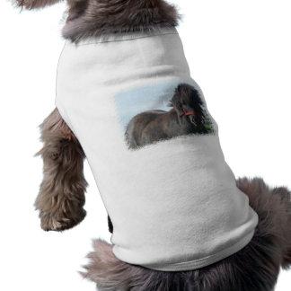 Black Pony Pet Shirt