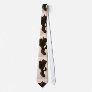 black poodle dancing.png neck tie