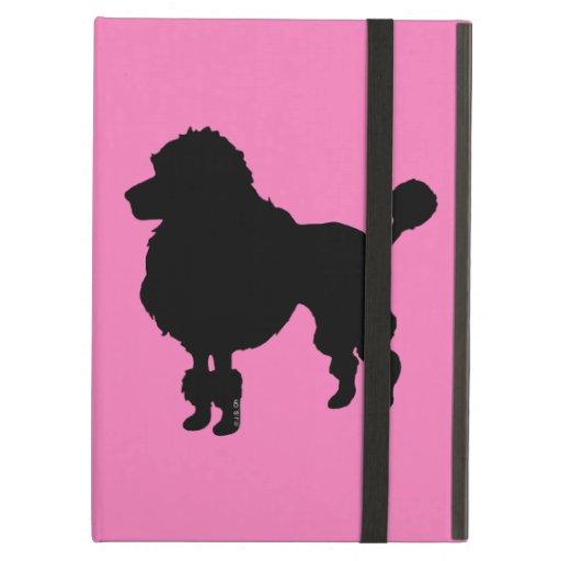 Poodle Head Silhouette Black_poodle_dog_silhouette_ipad_air_case-r6f97093b47eb4e8a89b42e55852d8d4a_ ...
