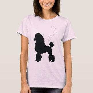 Black Poodle Skirt Shirt