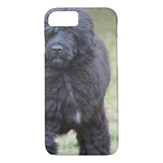 Black Portuguese Water Dog iPhone 7 Case