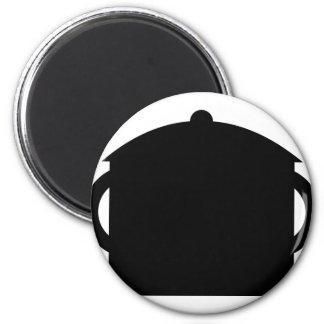 black pot magnet