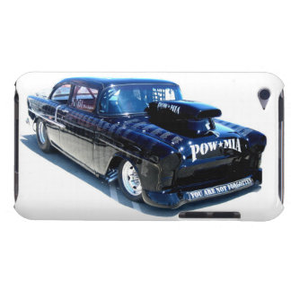 Black POW Classic custom car iPod Touch Cover