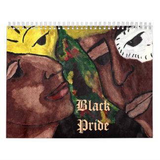 BLACK PRIDE calendar