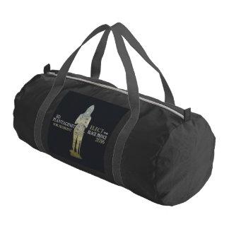 Black Prince for President Gym Duffle Bag
