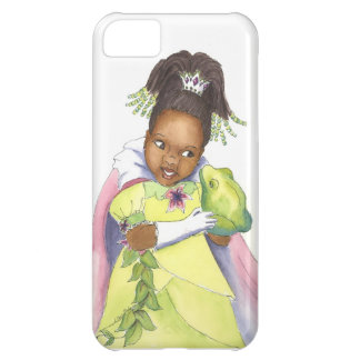 Black Princess & the Frog iphone case iPhone 5C Cases