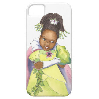 Black Princess & the Frog iphone case iPhone 5 Covers