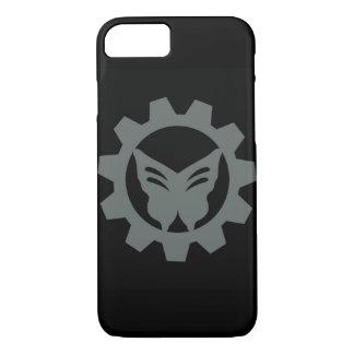 Black Project Logo Phone Case