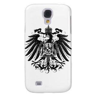 Black Prussian Eagle Galaxy S4 Cover