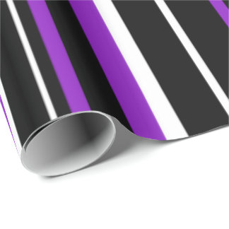 black and white striped wrapping paper Wrap up your gifts with black and white stripe wrapping paper from zazzle great for all occasions choose from thousands of designs or create your own.