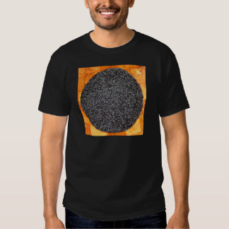 Black Purple Rice in a Wood Bowl T Shirt