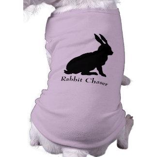 Black Rabbit Chaser Silhouette Tee