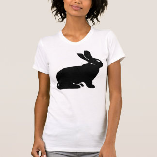 BLACK RABBIT T SHIRTS