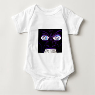 Black Rage Baby Bodysuit