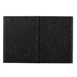 Black Rain Pattern Design Powis iPad Air 2 Case
