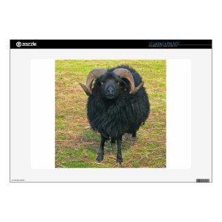 """Black Ram 15"""" Laptop Skin"""