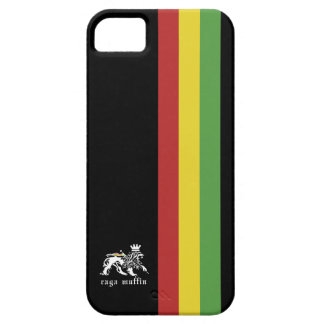 Black Rasta Stripe Iphone 5 Case