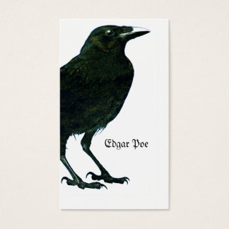 Black Raven Business Card