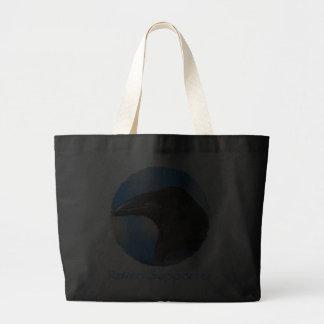 BLACK RAVEN Collection Tote Bag