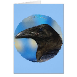 BLACK RAVEN Collection Card