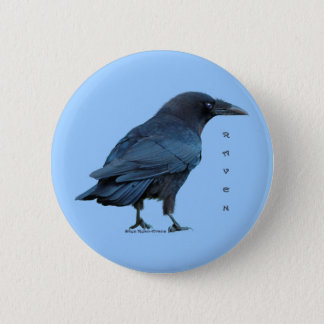 Black Raven Collection III Button