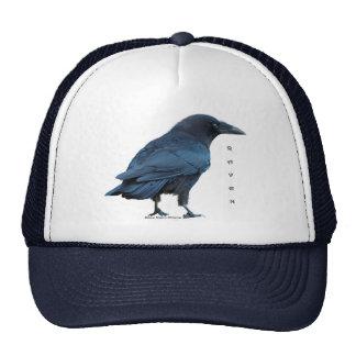 Black Raven Collection III Trucker Hat