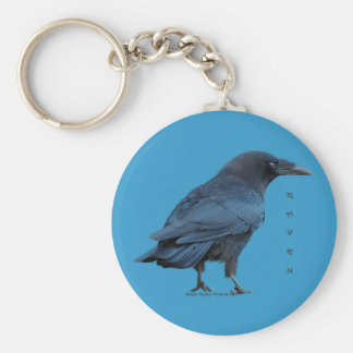 Black Raven Collection III Keychain