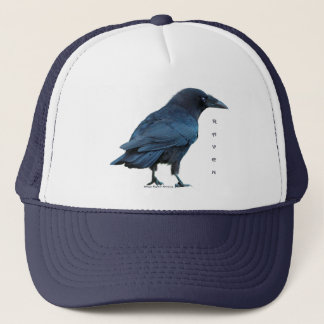Black Raven Collection III Trucker Hat