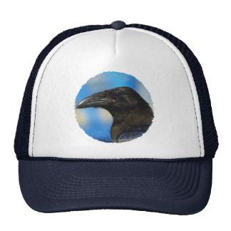 BLACK RAVEN Collection Trucker Hat