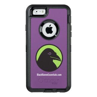 Black Raven Essentials Logo - iPhone® 6/6s Case