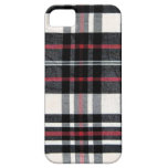 black red plaid iPhone 5 covers