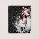 Black&Red Puzzles Con Fotos