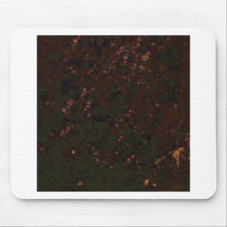black red specks mouse pad