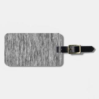 Black-Render-Fibers-Pattern Luggage Tags