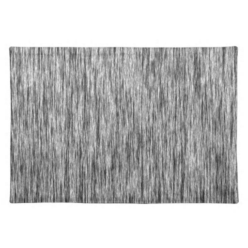 Black-Render-Fibers-Pattern Place Mats