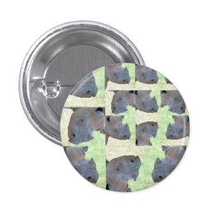 Black Rhino 1 Inch Round Button