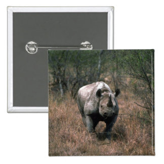 Black Rhino 2 Inch Square Button