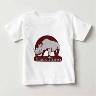 black rhino baby T-Shirt