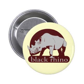 black rhino pin
