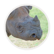 Black Rhino Edible Frosting Rounds