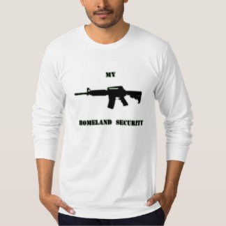 Black Rifle AR-15 from Phil's Art Online T-Shirt