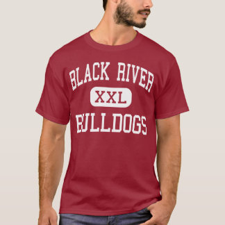 Black River - Bulldogs - Middle - Chester T-Shirt