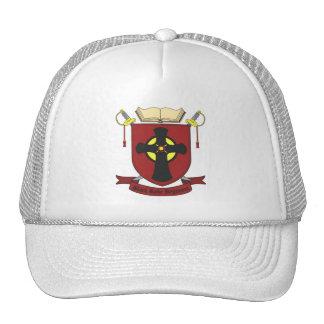 BLACK ROBE REGIMENT TRUCKER HAT