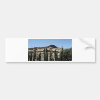 Black Rock and Cypress Bumper Stickers
